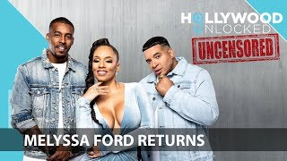 Melyssa Ford Returns & Opens Up About Her Accident on Hollywood Unlocked [UNCENSORED]