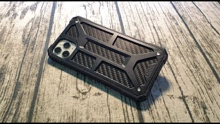 UAG Carbon Monarch Case for the iPhone 11 Pro Max