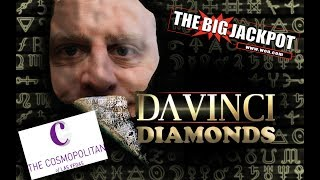 The Raja plays DaVinci Diamonds at The Cosmopolitan in Las Vegas and