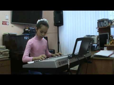 Баганаева Алиса