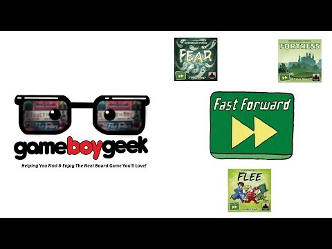 Which Fast Forward Series Game Should I Get with the Game Boy Geek