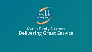 Delivering Great Service - Mark the Butcher