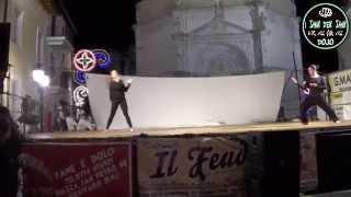 preview picture of video 'Anna Duvalli e Sara Duvalli -karate e danza-'