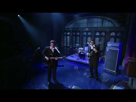 The COLD HARD CASH Show - Letterman Show - Folsom Prison Blues November 18, 2008