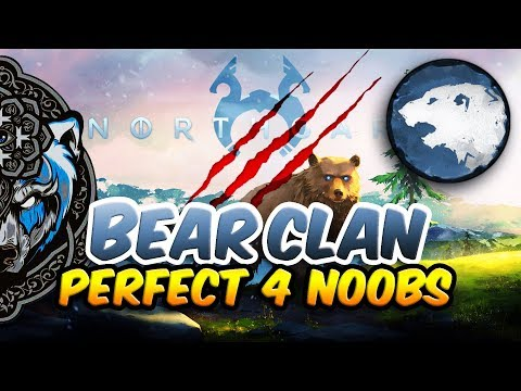 Northgard - Best Clan For New Players is BEAR CLAN