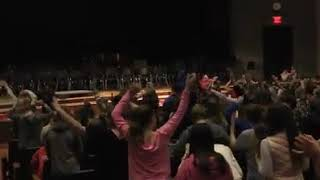 Everybody Stand Up 2019 Anti Billy Anthem YK & JC Waverly Assembly
