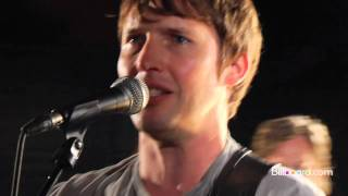 "James Blunt - ""I'll Be Your Man"" LIVE"
