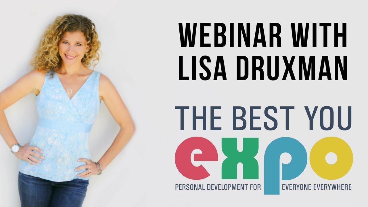 Lisa Druxman webinar