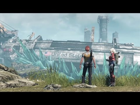 Xenoblade Chronicles X : 20 minutes d'extraits