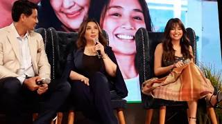 Sey ni KATHRYN Bernardo sa kanyang RELASYON kay DANIEL Padilla: I AM HAPPY! | THREE WORDS TO FOREVER