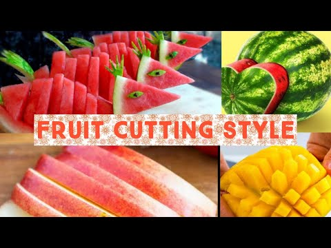 Beauty of fruits_beautiful cutting of fruits_the easy and best way to cut fruits