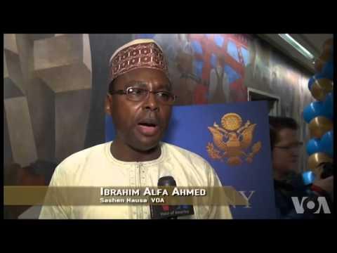 VOA60 AMURKA :An Karrama Ma'aikatan VOA Hausa Da Lambobin Yabo Na Zinare, Nuwamba 20, 2015