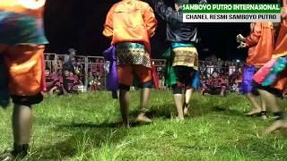 SAMBOYO PUTRO - Lagu Jaranan MANTAP JIWA & SURAT TERAKHIR Live Manyaran KEDIRI