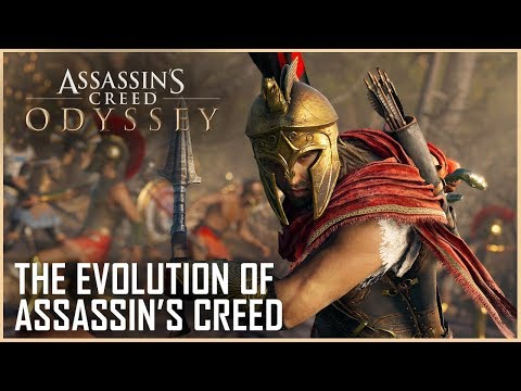 Assassin's Creed Odyssey: The Evolution of Assassin's Creed - E3 2018 Gameplay | News | Ubisoft [NA] thumbnail
