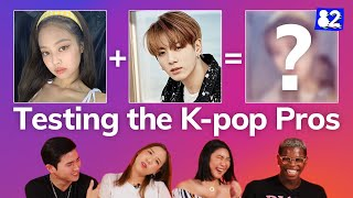 We tried this thing with Kpop idols… • Idol Facetime