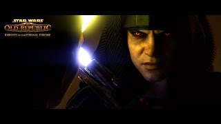 """STAR WARS: The Old Republic – Knights of the Eternal Throne – """"Betrayed"""" Trailer"""