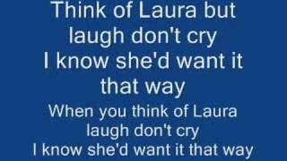 Think of Laura Lyrics