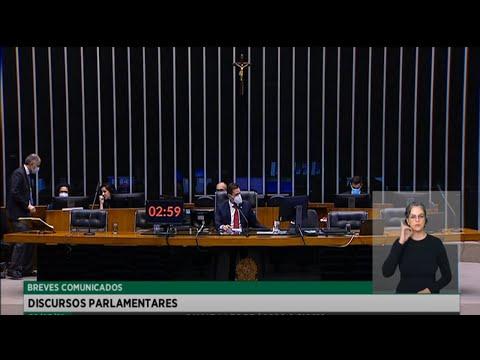 Plenário - Breves Comunicados - Discursos Parlamentares - 30/03/2021