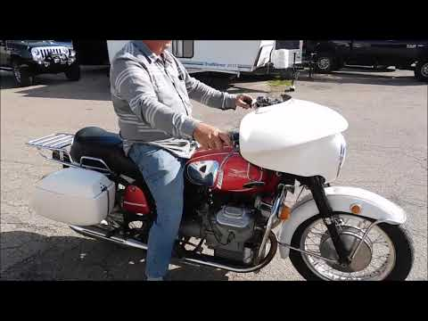 1972 Moto Guzzi Ambassador V750 in Loveland, Colorado - Video 1