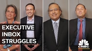 These Executives Control Billions, But Not Their Inboxs | CNBC