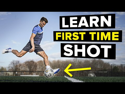 5 ways to score more – MASTER first time shots