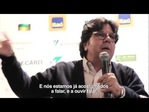 #30bienal (Ações educativas) Formação de educadores: Luis Pérez-Oramas