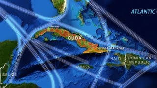 Cuba - Geography