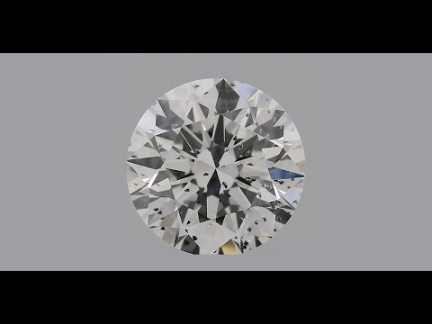 2.03ct IGI Certified Diamond CVD G SI2 Round Brilliant Cut Type2A
