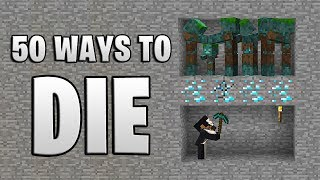 50 Ways to Die in Minecraft (Aquatic Edition)