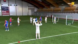 Video Glasses Fun Norwegian Soccer Football Match Super Fun Epic