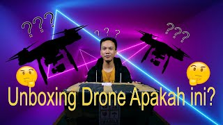 Unboxing Drone DJI Phantom 3 Standard
