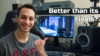 Acer Predator XB253QP review: 144Hz 1080p IPS gaming monitor | TotallydubbedHD