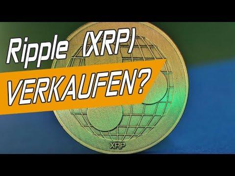 Ripple: Insider verkauft XRP! Warnzeichen?
