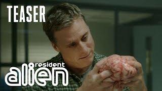 RESIDENT ALIEN | Official Teaser 1 | All-New Wednesdays at 10/9c | SYFY