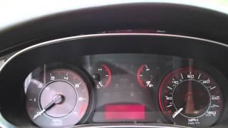 2013 Dodge Dart Issues