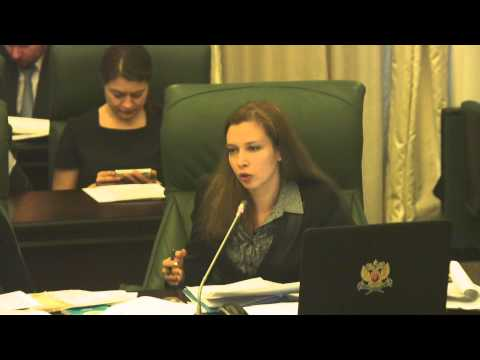 Заседание Президиума ВАС РФ 06.03.14 часть 2