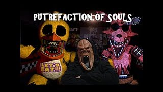 Five Nights At Freddy's 1 Nel 2005 ! FNAF Putrefaction Of Souls Demo