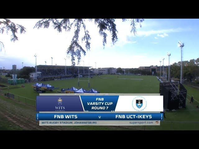 FNB Varsity Cup | FNB Wits vs FNB UCT
