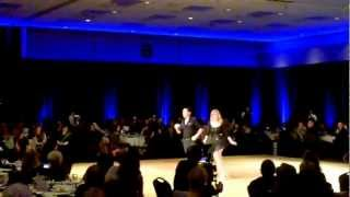 Dancing with the Principals Keely & Alfred -Oye Como Va-