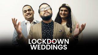 What If the Lockdown Never Ended | Episode 3 | Weddings - Gehan Blok & Dino Corera