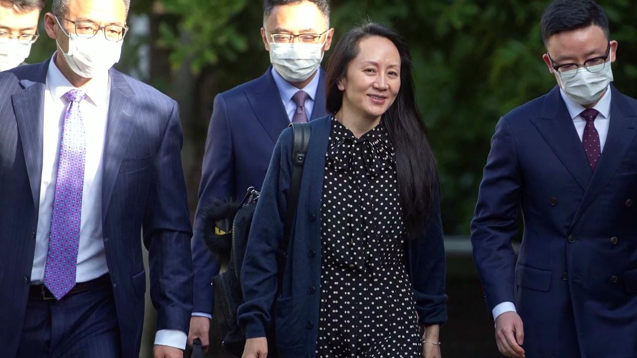 Huawei CFO, U.S. reach arrangement on charges thumbnail