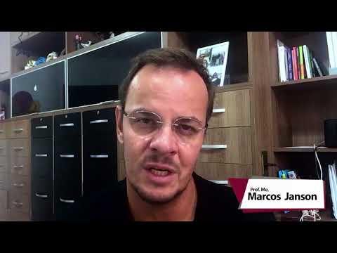 Convite Dr. Marcos Janson