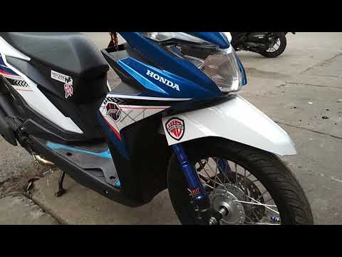 Modifikasi Motor Beat Fi Ring 14 Motormodif 26