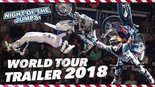 Night Of The Jumps World Tour 2018 Official Site Tickets Night