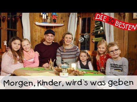 """Videoclip LIED """"Morgen Kinder, wird´ s was geben"""""""