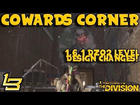 1.6.1 Cowards Corner REWORK! (The Division)