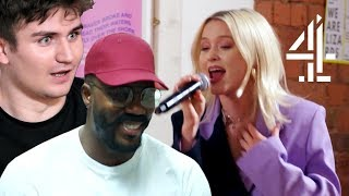 Zara Larsson SHOCKS Fans   'All The Time' Surprise Performance! | The Lateish Show With Mo Gilligan