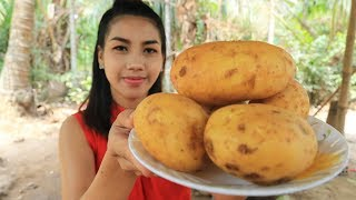 Yummy cooking potato with pork recipe - Cooking skill