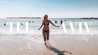 Tel Aviv Travel Vlog: You MUST See Tel Aviv! | Israel Part 1