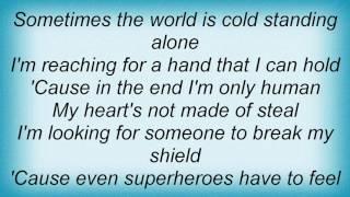 The Cheetah Girls - Human Lyrics